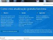 Atualização gratuita Windows 10