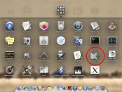 Utilitário de Disco - Mac OS X Yosemite