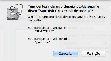 Pendrive de boot Mac OS X Yosemite