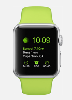 Relogio Apple Watch