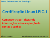 Comando chage e senhas no Linux - LPIC 1