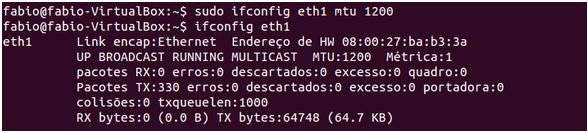 Configurar rede no Linux - ifconfig e mtu - LPIC 1