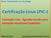 Comando cron - agendar tarefas no Linux - LPIC 1