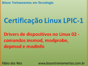 Drivers no linux - insmod e modprobe - LPIC 1