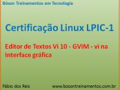 Editor de textos vim - gvim