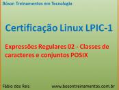 Expressões Regulares no Linux - POSIX