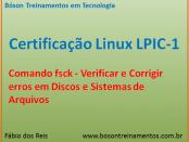 Comando fsck no Linux - LPIC 1