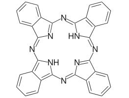Molécula de Ftalocianina