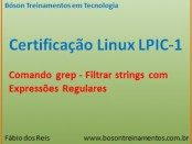 Comando grep - filtrar strings no Linux - LPI 1