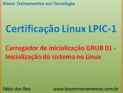 GRUB no Linux - LPIC 1