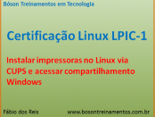 Impressora com CUPS no Linux - LPIC 1