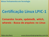 Locate, updatedb, which, whereis - Linux LPI 1
