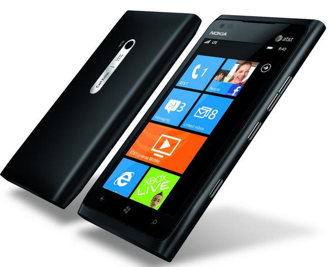 Nokia Lumia com Windows Phone Smartphone