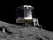 Pousador Philae - Missão Rosetta