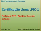 Protocolo NTP no Linux - LPIC 1