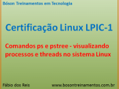 Comandos ps e pstree no Linux