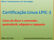 comandos quotacheck e edquota no Linux LPIC 1