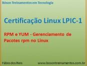 Gerenciamento de pacotes com RPM e YUM no Linux