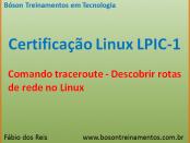 Comando traceroute no Linux - LPIC 1