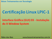 X Window System no Linux LPIC 1