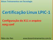 X11 e xorg no Linux - LPIC 1
