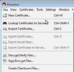 17-gpg4win-kleopatra-novo-certificado