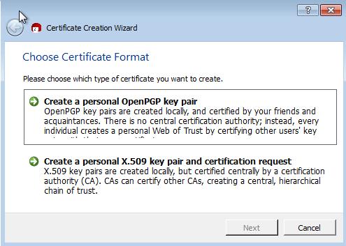 18-gpg4win-kleopatra-novo-certificado-openpgp