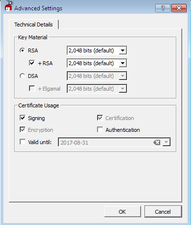 20-gpg4win-kleopatra-certificado-configurações-avançadas