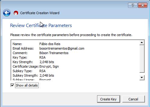 21-gpg4win-kleopatra-parâmetros-certificado