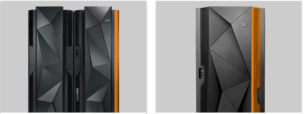 IBM Mainframes LinuxONE Emperor e Rockhopper