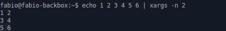 Comando xargs e echo no Linux - LPI 1