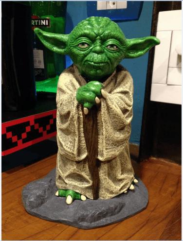 Mestre Yoda - Esteganografia
