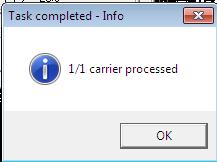 Task Processed OpenPuff