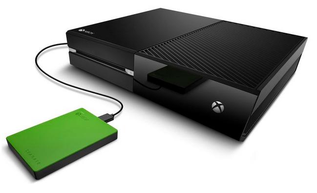 Seagate Game Drive for Xbox One e Xbox 360 HD