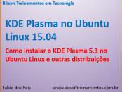 KDE Plasma 5.3 no Ubuntu Linux - Instalação