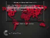 Instalação do Cyborg Hawk Linux
