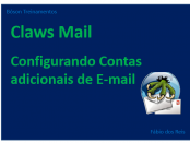 Claws Mail - Configurar contas adicionais de e-mail