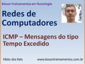 Protocolo ICMP - Mensagem Tempo Excedido