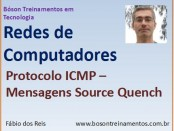 Protocolo ICMP - Mensagens Source Quench