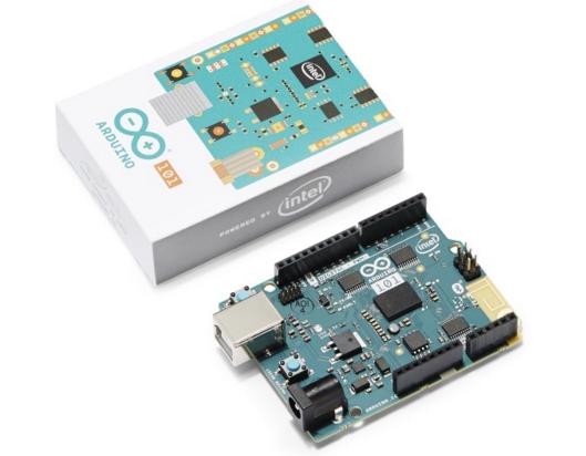 Intel e Arduino anunciam o Genuino 101
