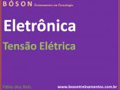 Curso de Eletrônica - Tensão Elétrica