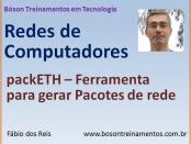 packETH - Gerar pacotes de rede