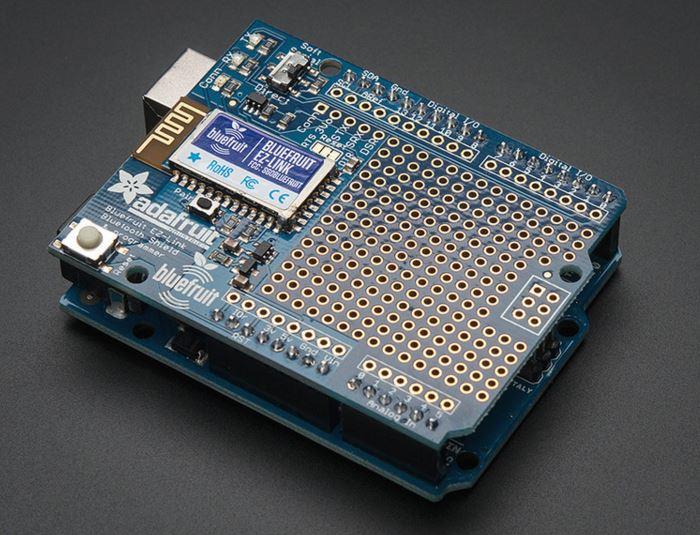 Shield Adafruit Bluetooth para Arduino