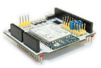 Shield WiFi da ElecFreaks com chip WizFi210