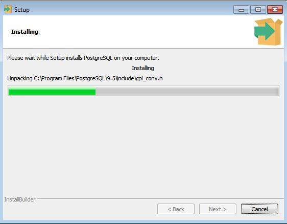 Realizando a instalação do PostgreSQL