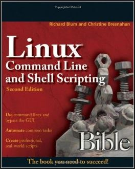 Linux Command Line and Shell Scripting