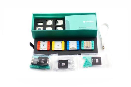 Microduino mCookies - Alternativa ao LittleBits compatível com Arduino