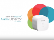 Smart Alarm Detector mydlink DCH S165 D-Link