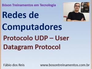 Protocolo UDP - User Datagram Protocol