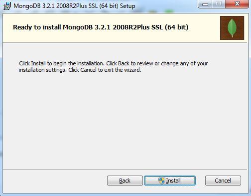 Instalando o MongoDB no Windows (banco de dados não-relacional)